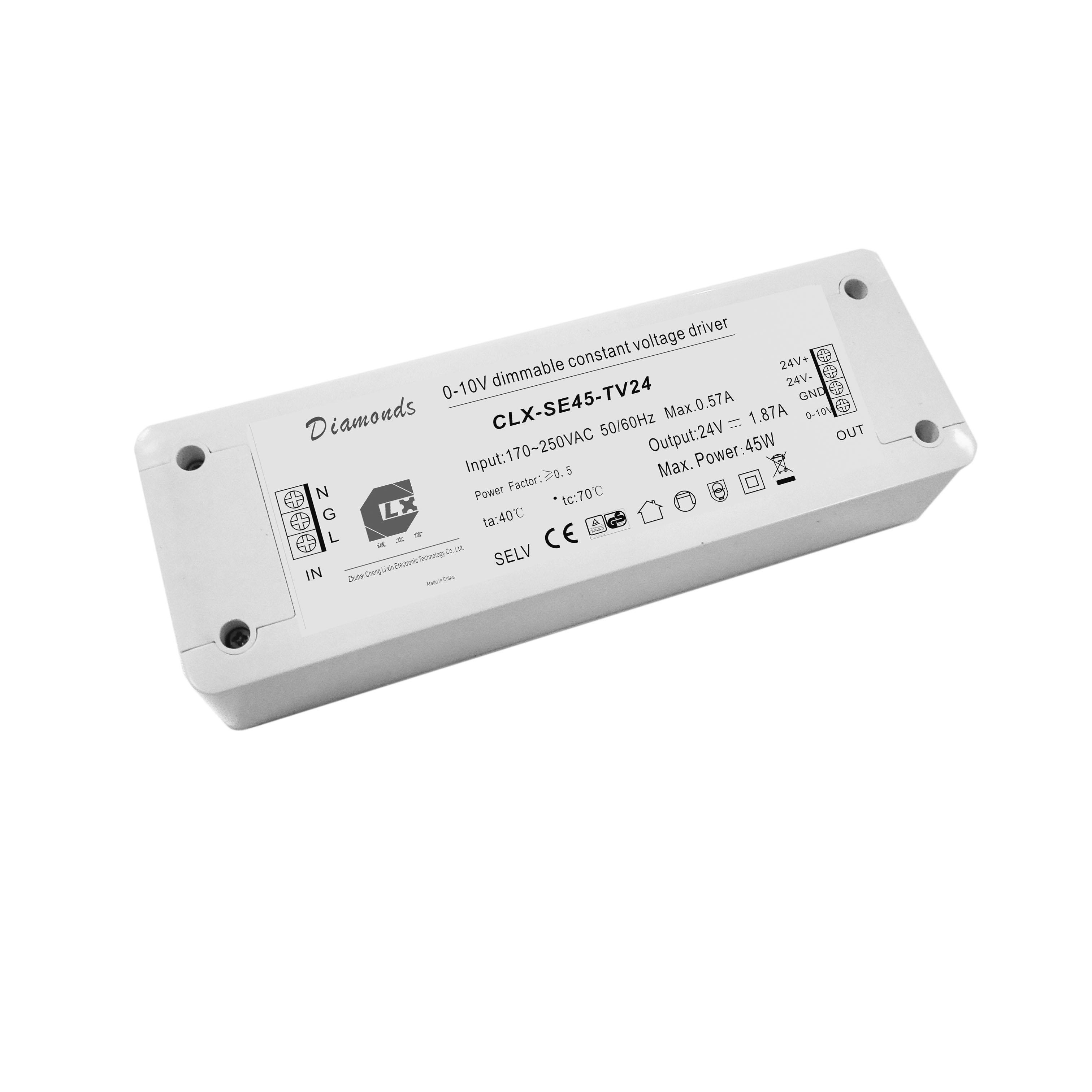 0-10v led调光电源